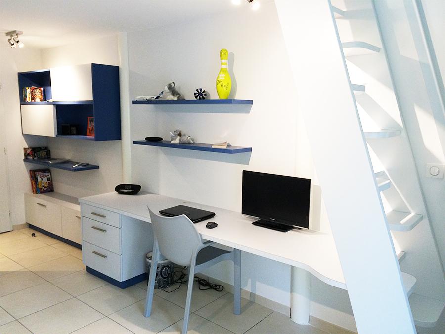 r novation d 39 escalier lb home style lucille beaudet architecte d 39 int rieur toulouse et. Black Bedroom Furniture Sets. Home Design Ideas