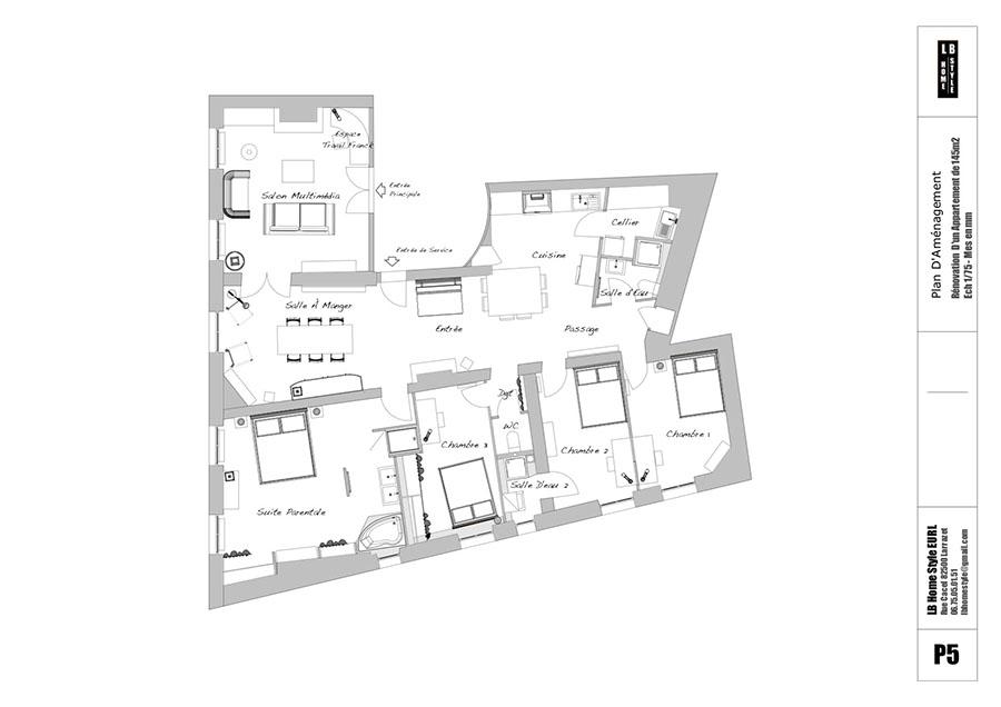 Architecte D Intrieur Etude Amazing Mission Globale Etude