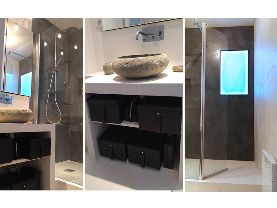 am nagement de salle de bain et de salle d 39 eau lb home. Black Bedroom Furniture Sets. Home Design Ideas